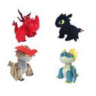 Peluche Dragons 20 cm