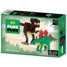 Coffret Plus Plus mini basic dinosaures 480 pièces