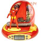 Radio réveil projecteur Avengers