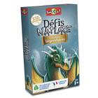 Jeu de cartes défis nature créatures légendaires