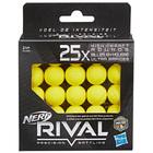 Nerf-Pack de 25 balles en mousse Nerf Rival