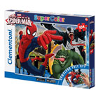 Ultimate Spiderman-Puzzle 104 pièces application