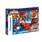 Puzzle 60 pièces avec application Ultimate Spiderman