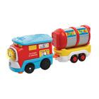 Train Ruben et son wagon citerne - Tchou Tchou Bolides