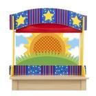 Théâtre de marionnettes de table