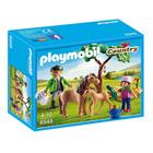 6949 - Vétérinaire avec enfant et poneys - Playmobil Country