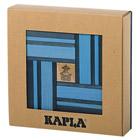 Coffret Kapla couleur bleu avec livre