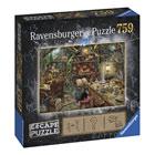 Escape Puzzle-Cuisine de sorcière
