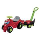 Tracteur porteur remorque tondeuse