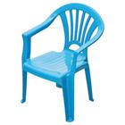 Chaise enfant Bleue