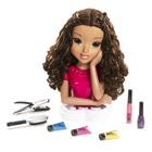 Tête à coiffer Moxie girl : Magic hair Chatain