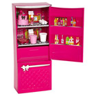 Barbie Mobilier Basique Nouveau Réfrigérateur