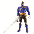 Figurine Auto-Transformable Power Rangers Bleu