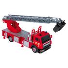 Camion de Pompier Métal 1/40e