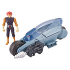 Thundercats véhicule et figurine ThunderRacer et Lion O