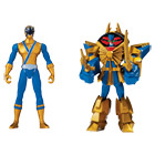 Power Rangers - Figurine Zord Armure Clawzord 10 cm