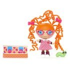 Little Lalaloopsy Cheveux rigolos Specs Reads a Lot