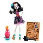 Monster High Poupée Art Class Skelita Calaveras