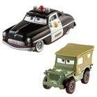 Cars 2 Sheriff et Sergent