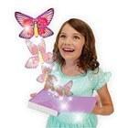 Livre Magique Papillon Violet