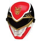 Masque MégaForce Power Rangers Rouge
