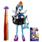 My Little Pony Equestria Girls Coiffure Tendance Rainbow Dash