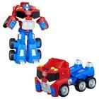 Transformers Rescue Bots 2en1 Camion Optimus Prime