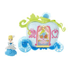 Mini poupée Cendrillon et son carrosse - Disney Princesses