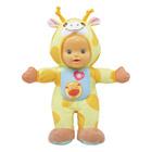 Poupon p'tit bébé déguisé girafon - Little Love