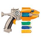 Pistolet Deluxe Slugterra orange avec 3 slugs