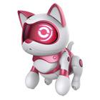 Bébé Teksta mini chaton rose