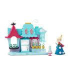 Univers Mini-poupée Reine des Neiges - Elsa avec le magasin d'Arendelle