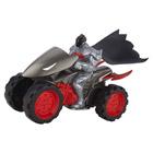 ATV moto retrofriction Batman