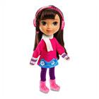 Poupée Dora aime l'hiver avec accessoires