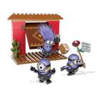 Pack Minions violets Attaque de la forteresse