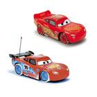Coffret de 2 voitures radiocommandées Cars Classique et Ice