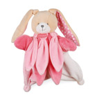 Marionnette collector Lapin rose