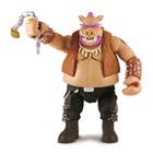 Tortues Ninja 2 - Bebop figurine deluxe 14cm