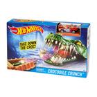 Hot Wheels piste créature Crocodile crunch