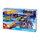 Hot Wheels piste créature Scorpion's Sting