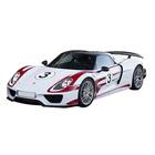 Voiture radiocommandée Porsche 918 Spyder Weissach