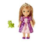 Poupée Princesse Disney 15 cm Petite Rayponce et Pascal