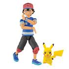 Figurine d'action Pokemon Sacha