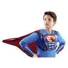 Cape et équipement Ligue des Justiciers Superman