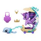 My Little Pony-Aqua-scène sirène Twilight Sparkle
