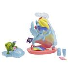 My Little Pony-Aqua-scène sirène Rainbow Dash