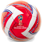 Ballon de foot Coupe du Monde Fifa 2018 rouge