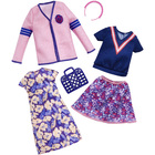 Barbie-Coffret de 2 tenues N°2