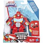 Transformers-Rescue Bots 2 en 1 Heatwave le robot pompier