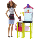 Barbie-Coffret toiletteuse